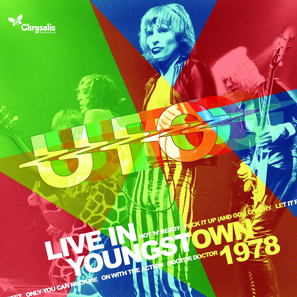 UFO - Live in Youngstown '78 [RSD Drops Oct 2020]