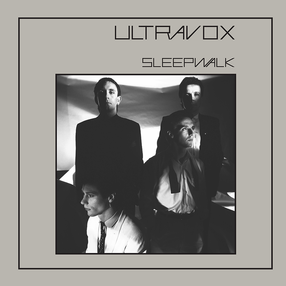 Ultravox - Sleepwalk (2020 Stereo Mix) [RSD Drops Aug 2020]