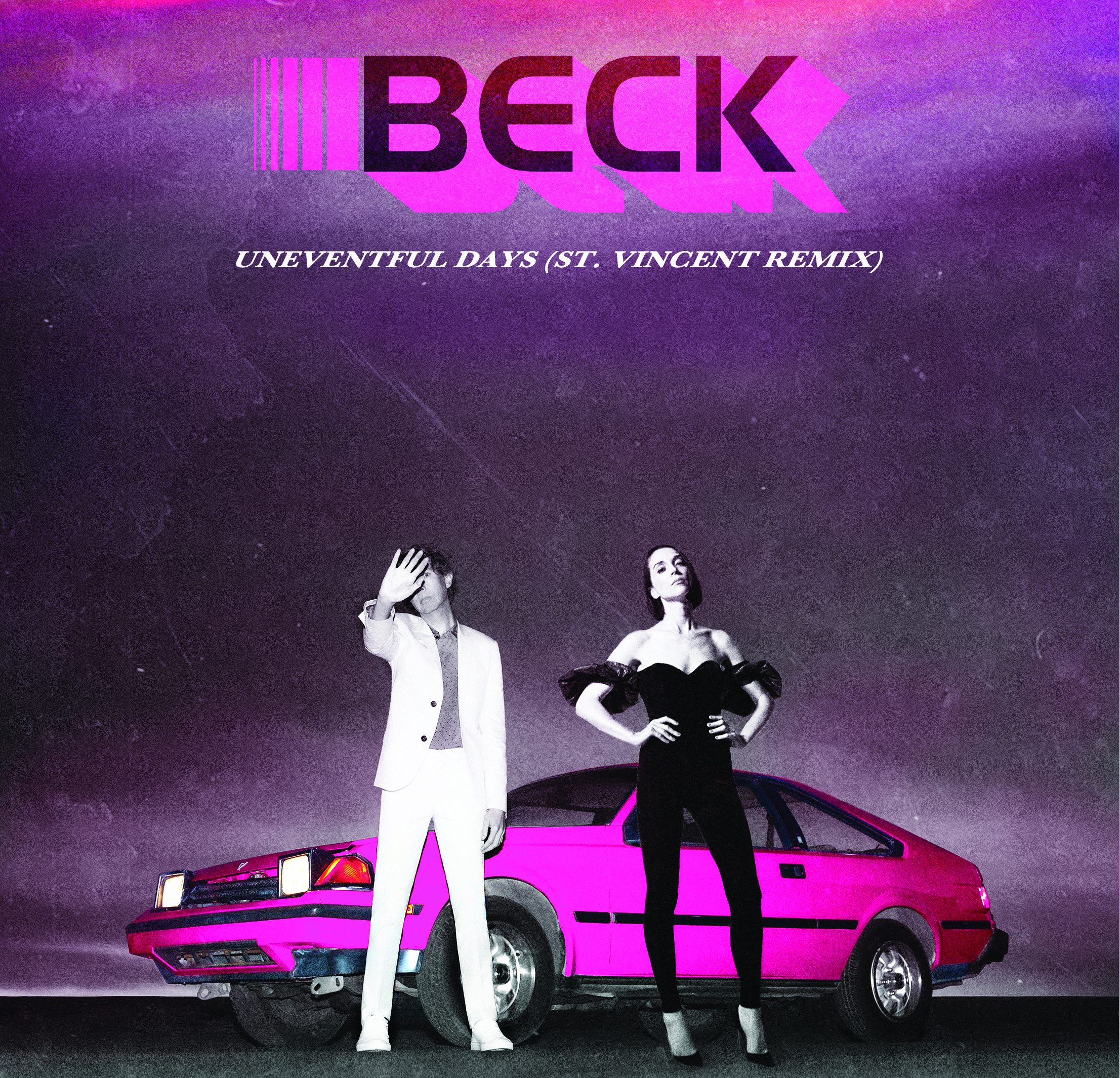 Beck - No Distraction / Uneventful Days (Remixes) [RSD Drops Oct 2020]