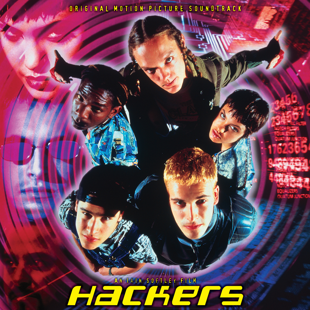 Various Artists - Hackers (Original Motion Picture Soundtrack) [RSD Drops Sep 2020]
