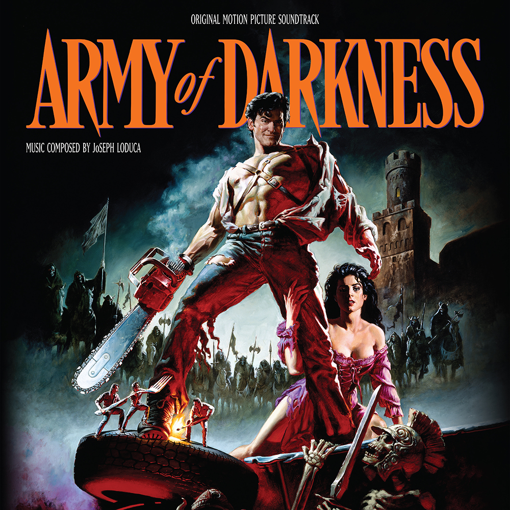 Joe Loduca & Danny Elfman - Army Of Darkness [RSD Drops Aug 2020]