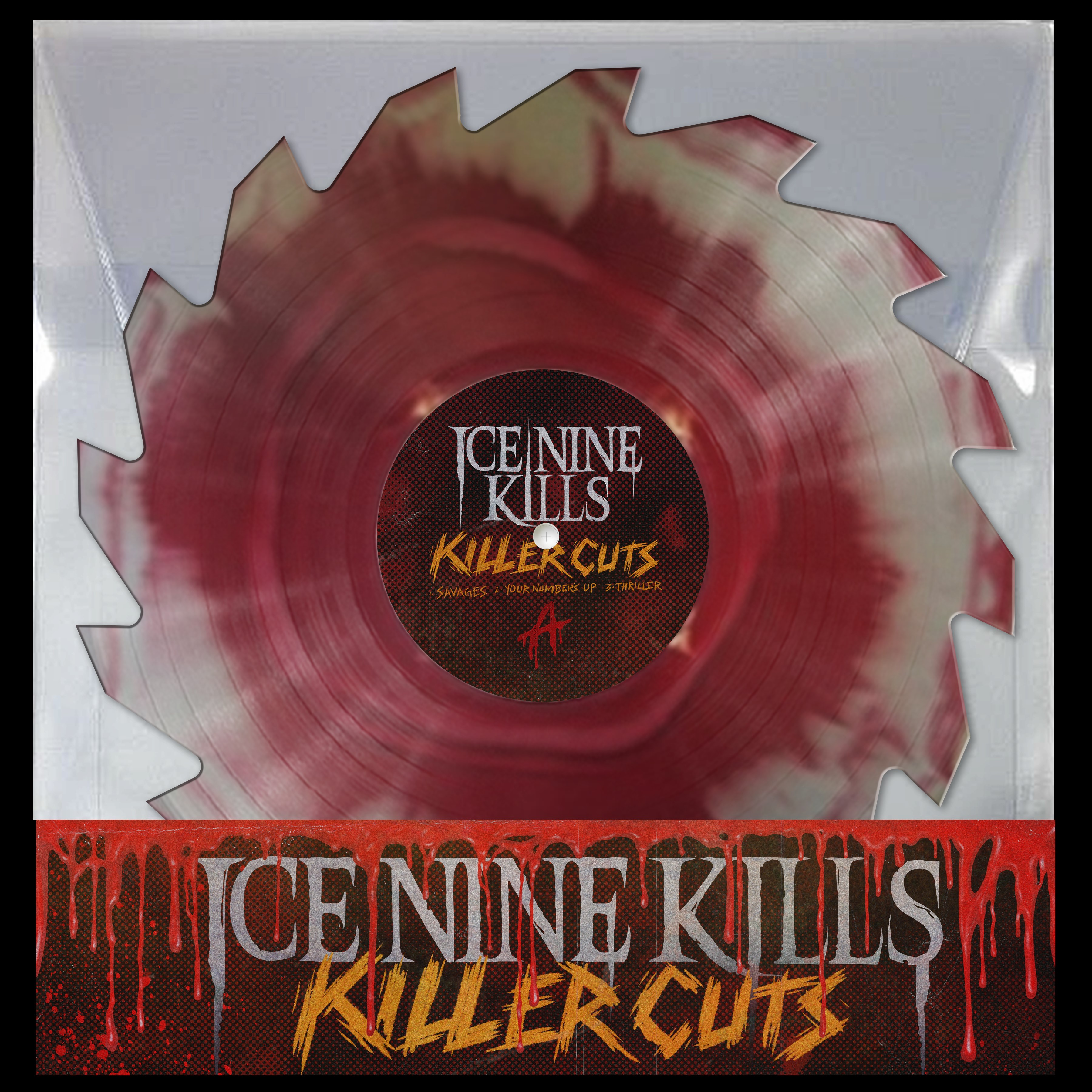 Ice Nine Kills - The Silver Scream: Killer Cuts [RSD Drops Oct 2020]
