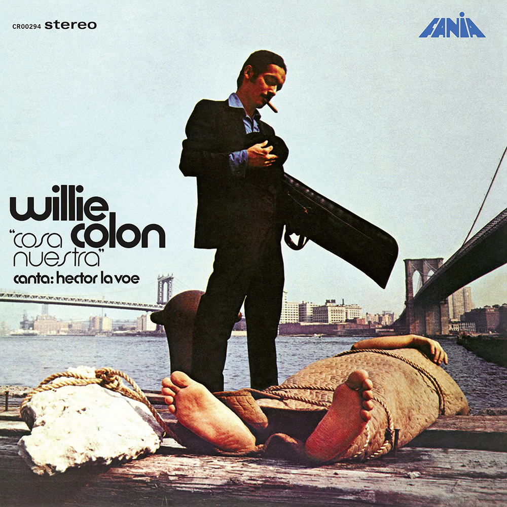 Willie Colon - Cosa Nuestra [RSD Drops Sep 2020]