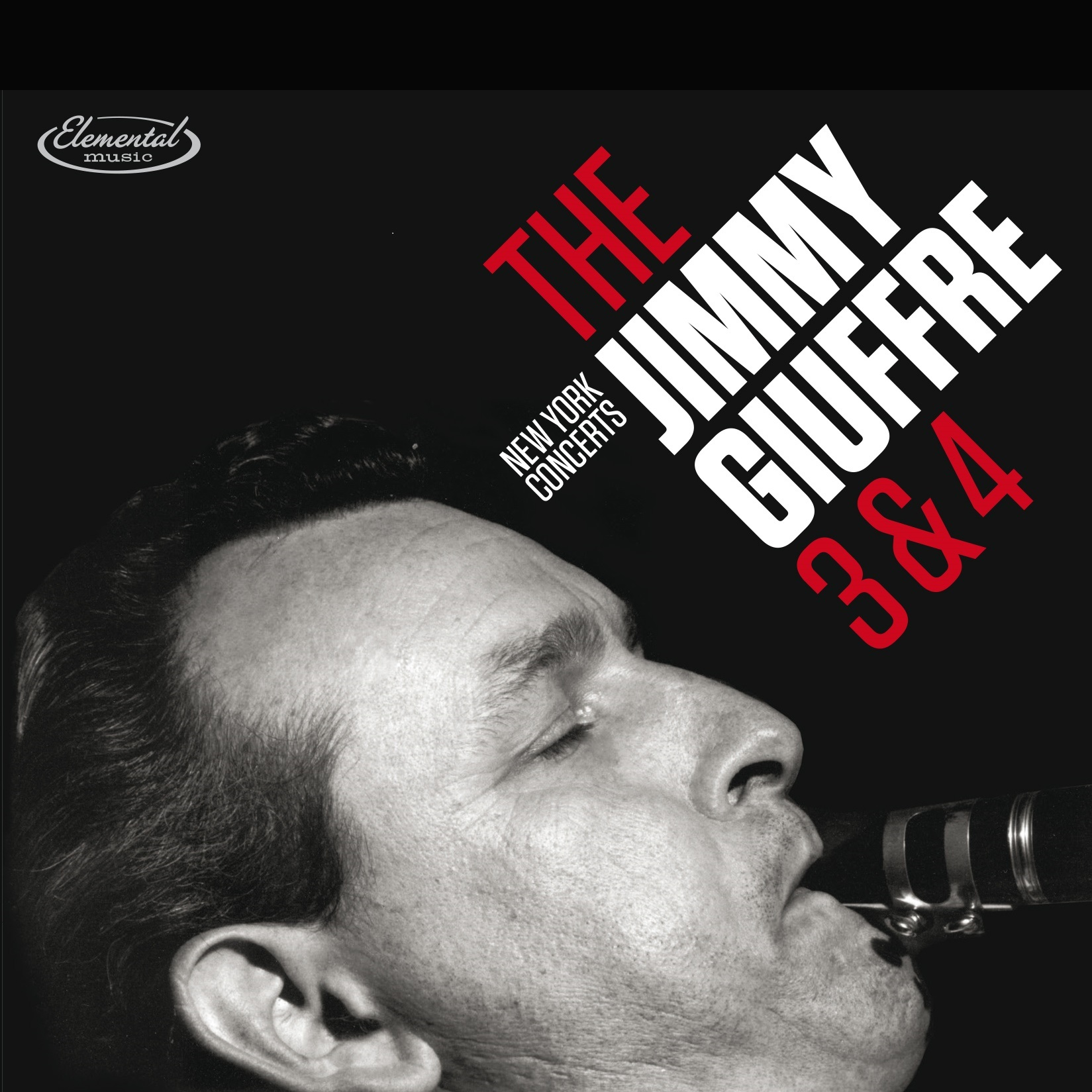 Jimmy Giuffre - The 3 & 4: New York Concerts [RSD Drops Sep 2020]