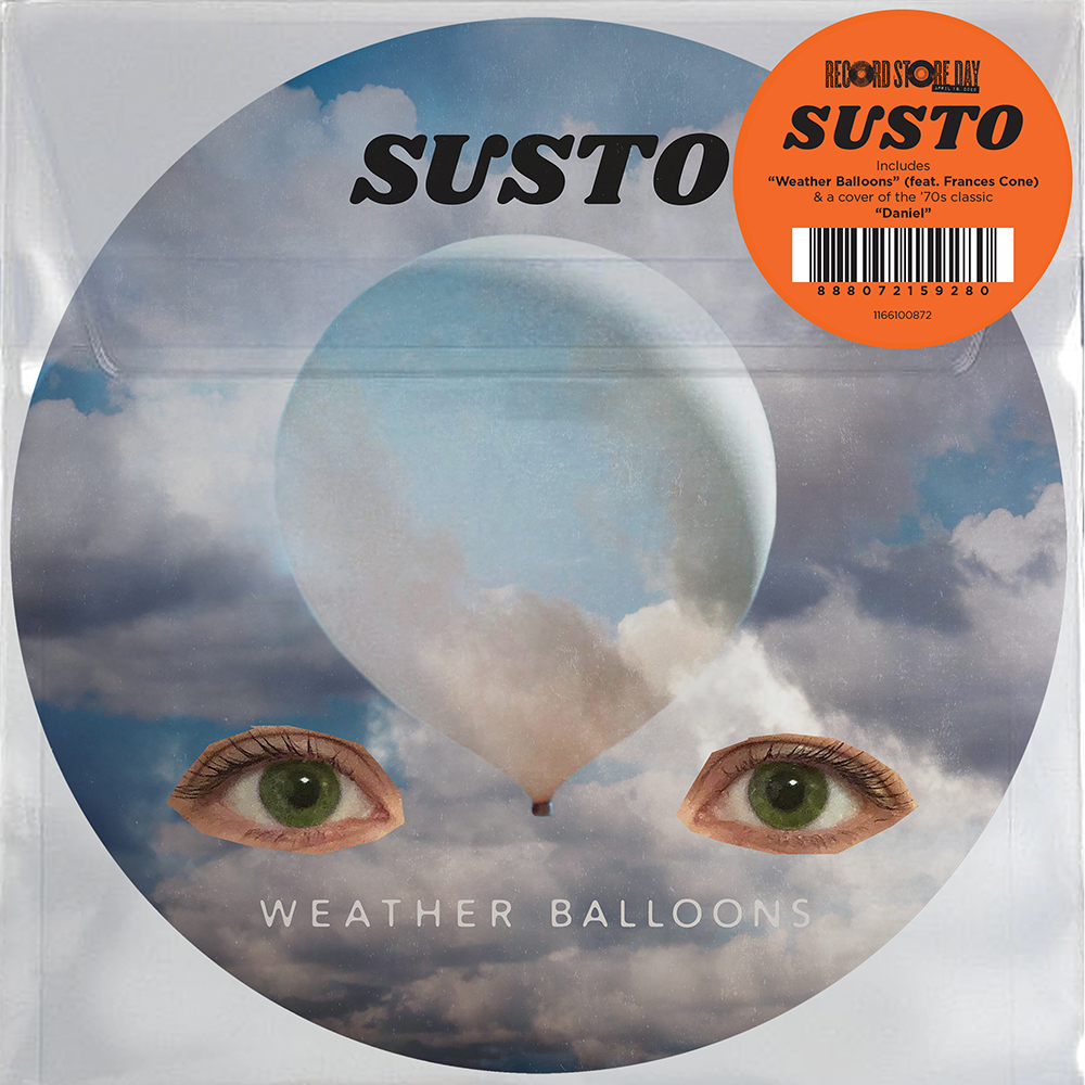 SUSTO - Weather Ballons [RSD Drops Sep 2020]