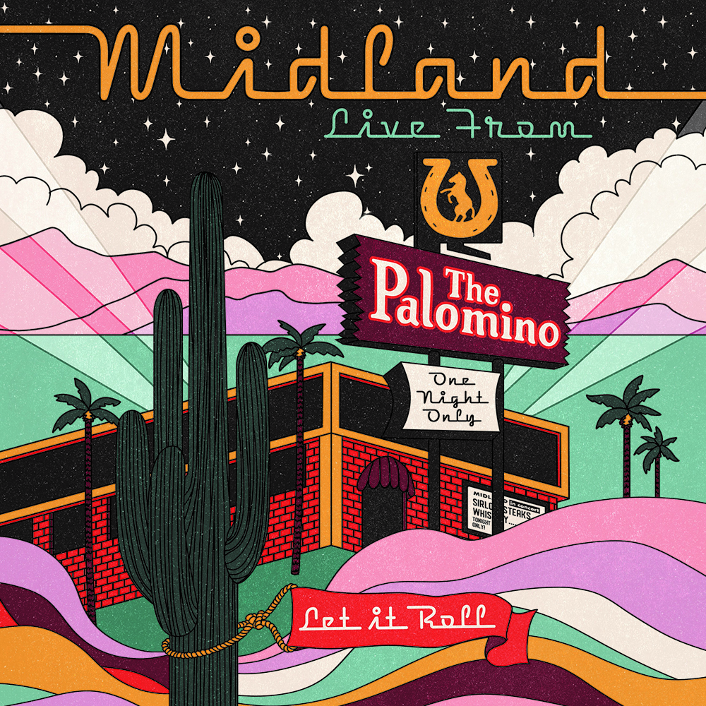 Midland - Live From The Palomino [RSD Drops Aug 2020]