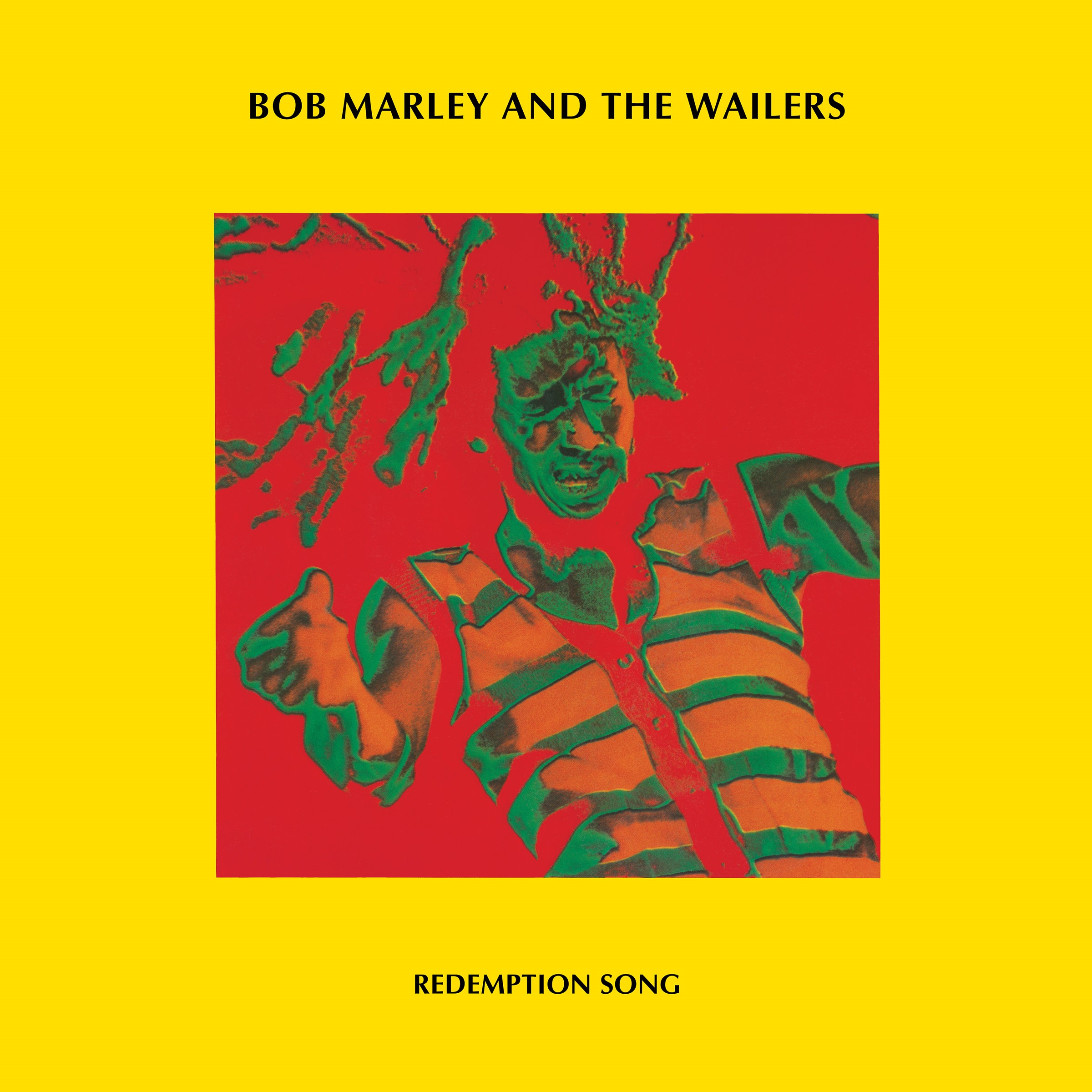 Bob Marley & The Wailers - Redemption Song [RSD Drops Aug 2020]