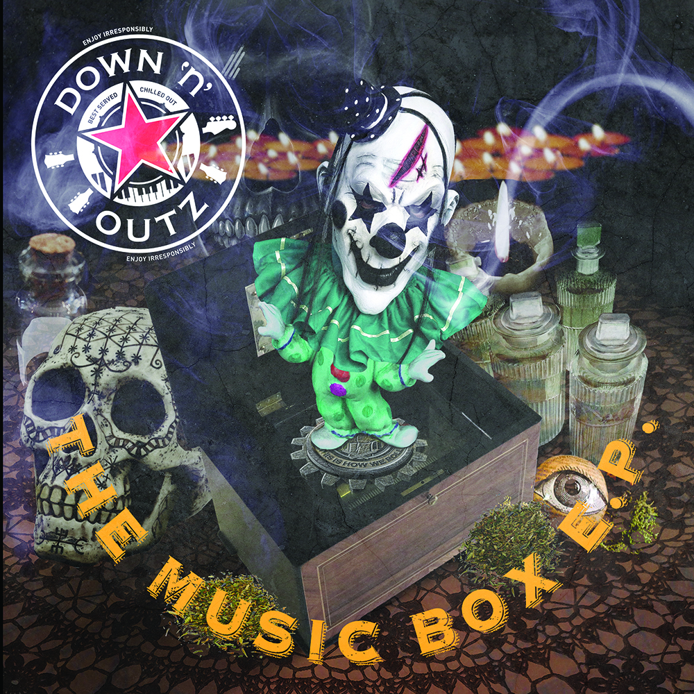 Down N Outz - The Music Box EP [RSD Drops Oct 2020]