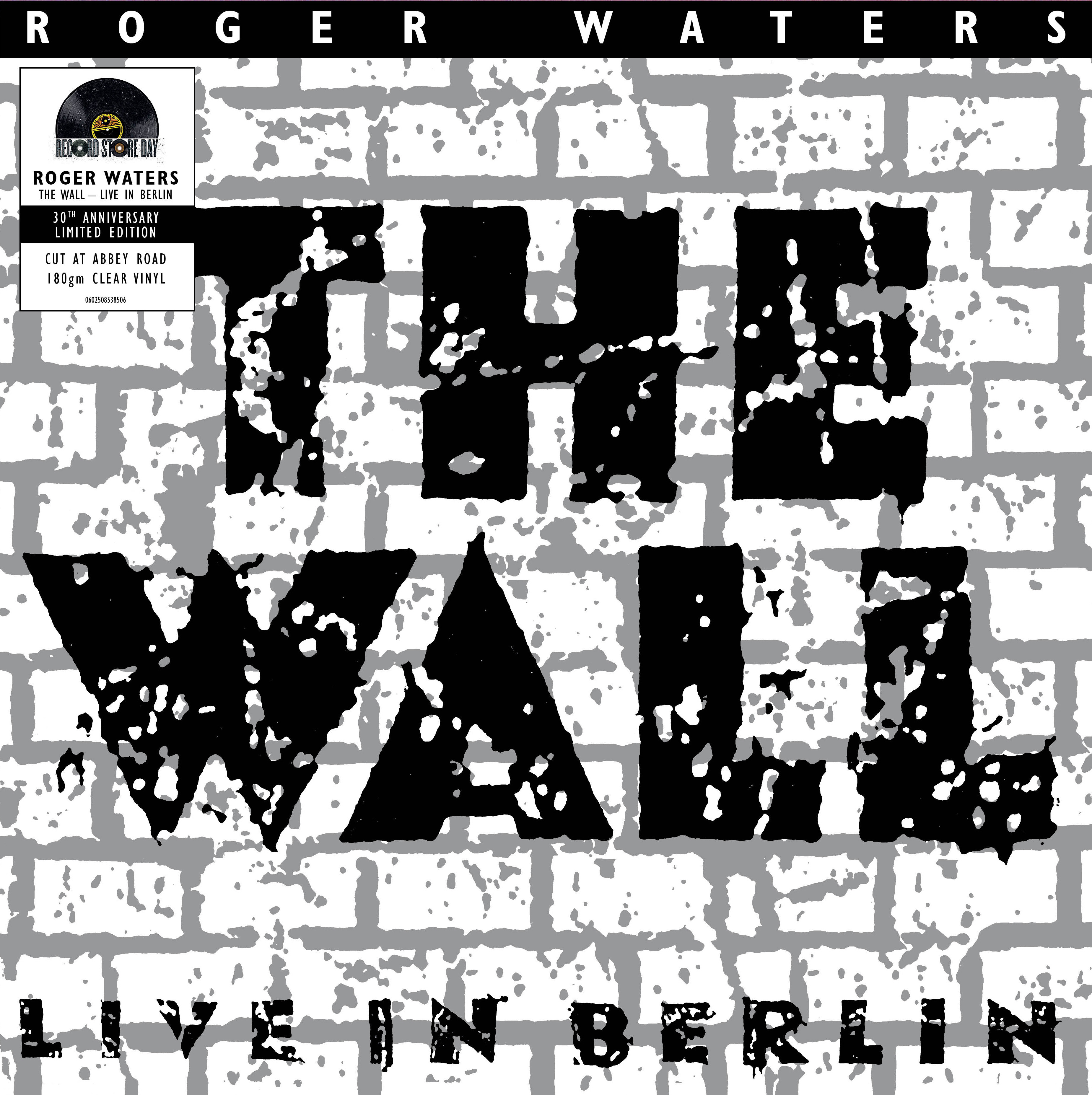 Roger Waters - The Wall: Live In Berlin [RSD Drops Sep 2020]