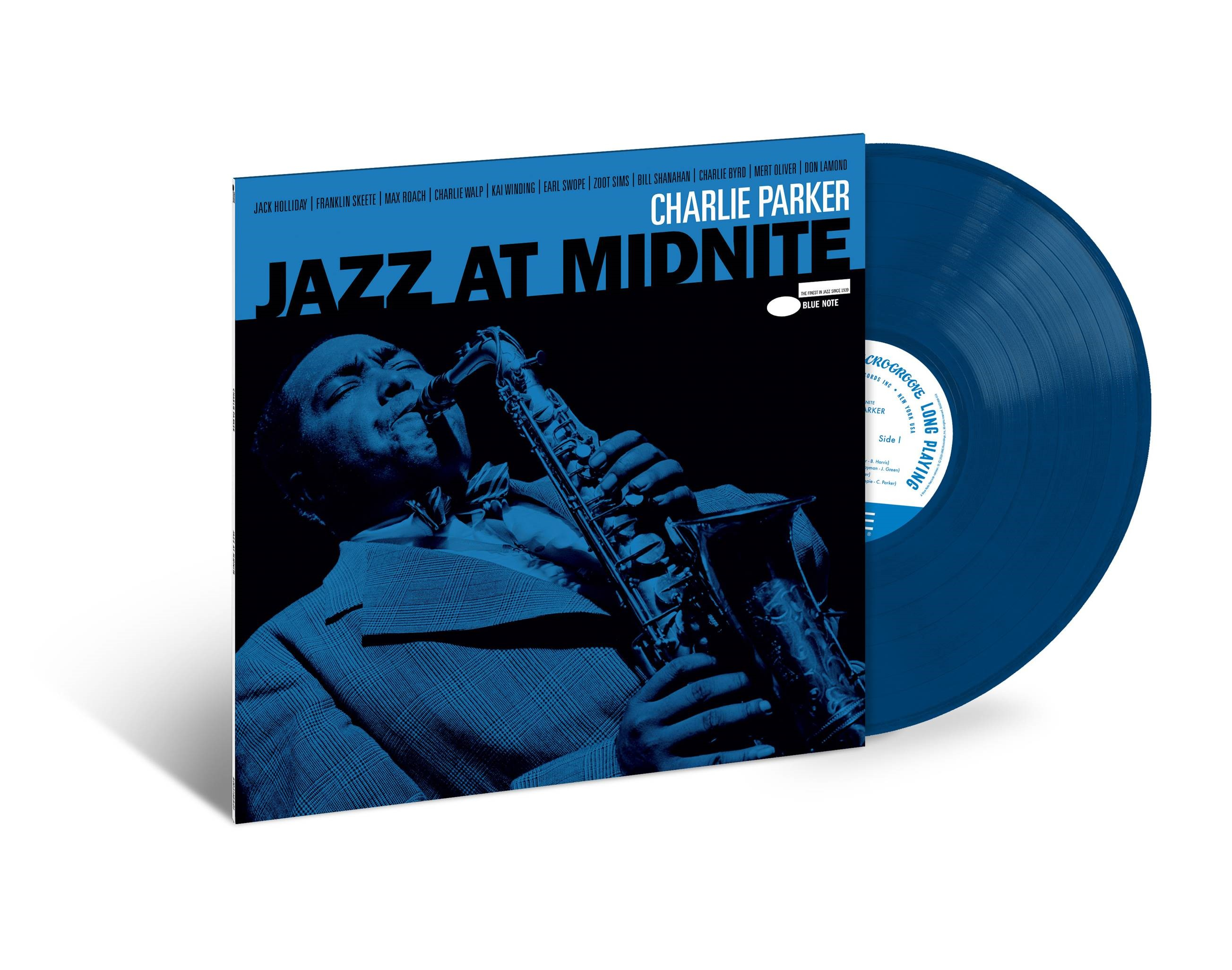 Charlie Parker - Jazz At Midnite [RSD Drops Aug 2020]