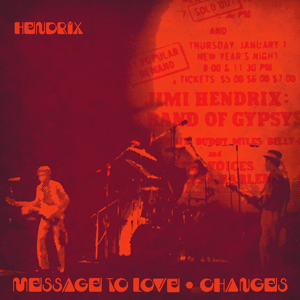 Jimi Hendrix - Message To Love / Changes [RSD Drops Sep 2020]