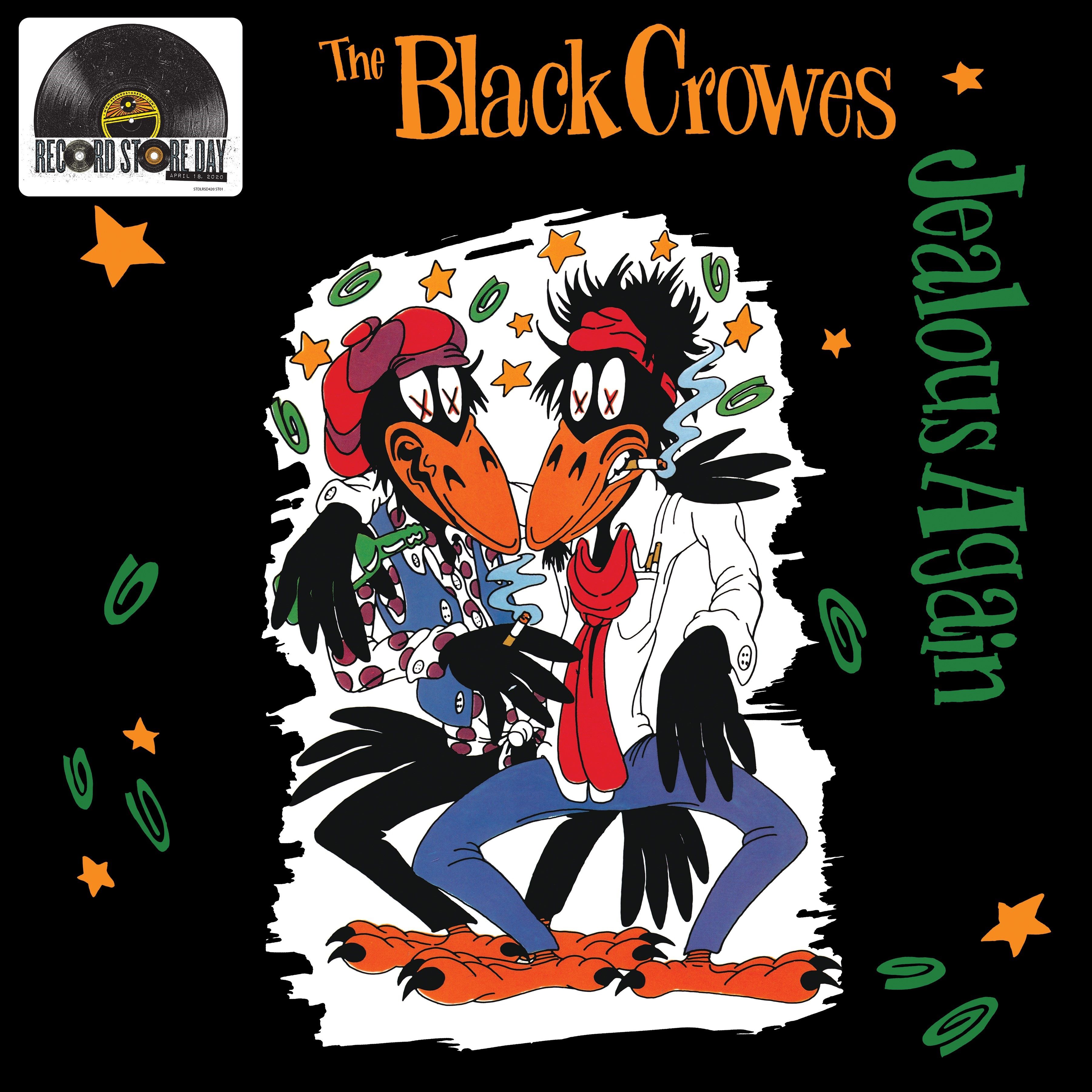 Black Crowes - Jealous Again [RSD Drops Sep 2020]