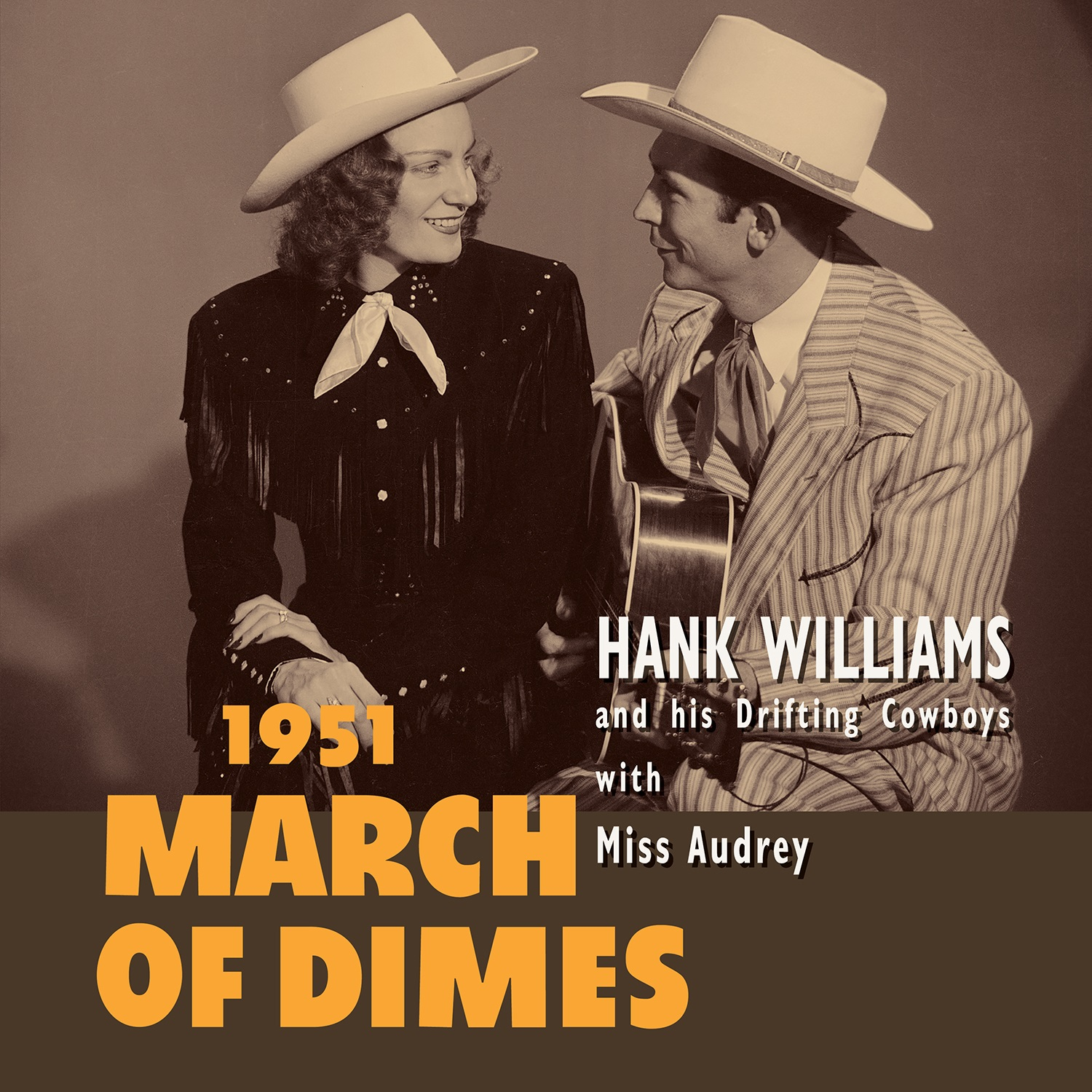 Hank Williams - March Of Dimes [RSD Drops Sep 2020]