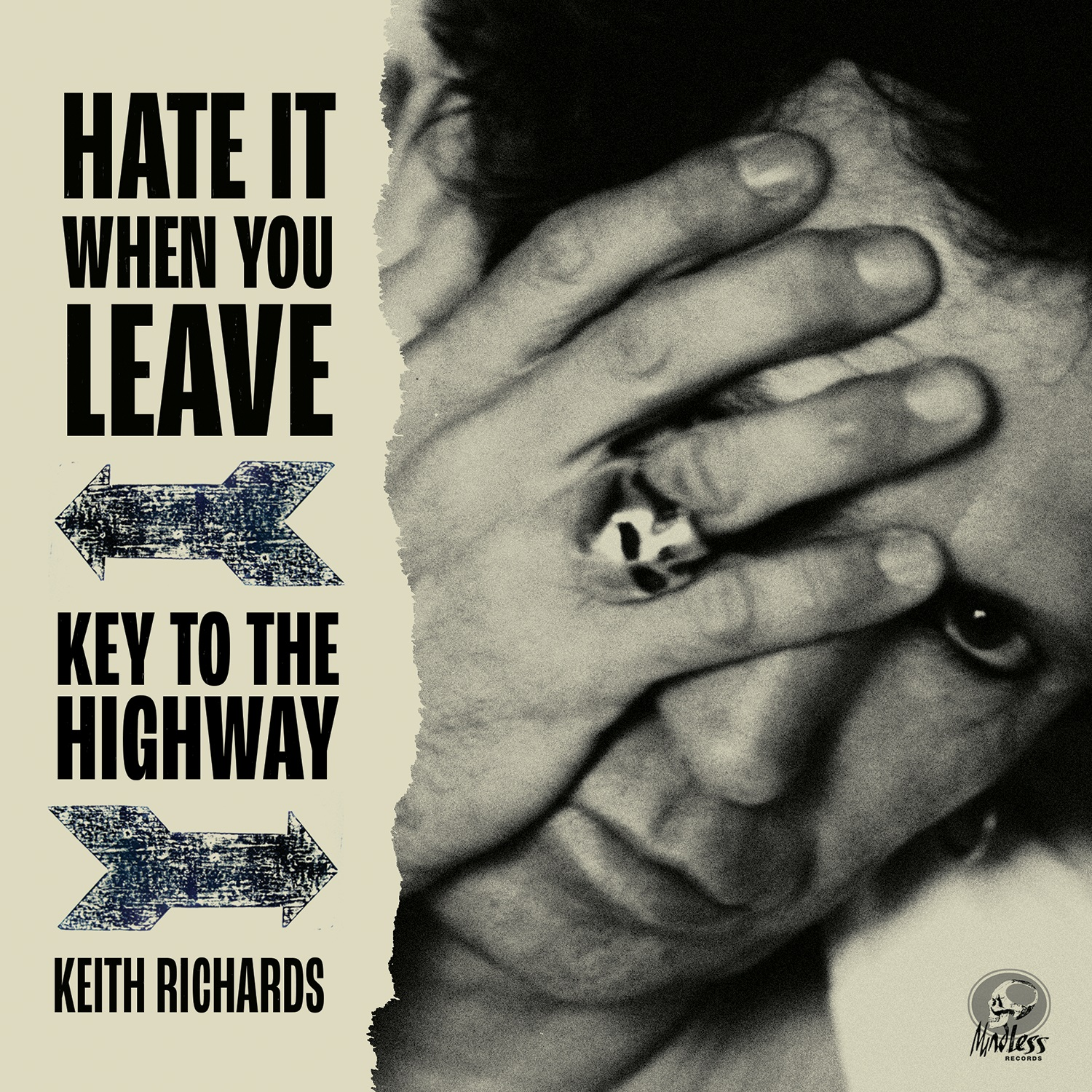 Keith Richards - Hate It When You Leave / Key To The Highway [RSD Drops Oct 2020]