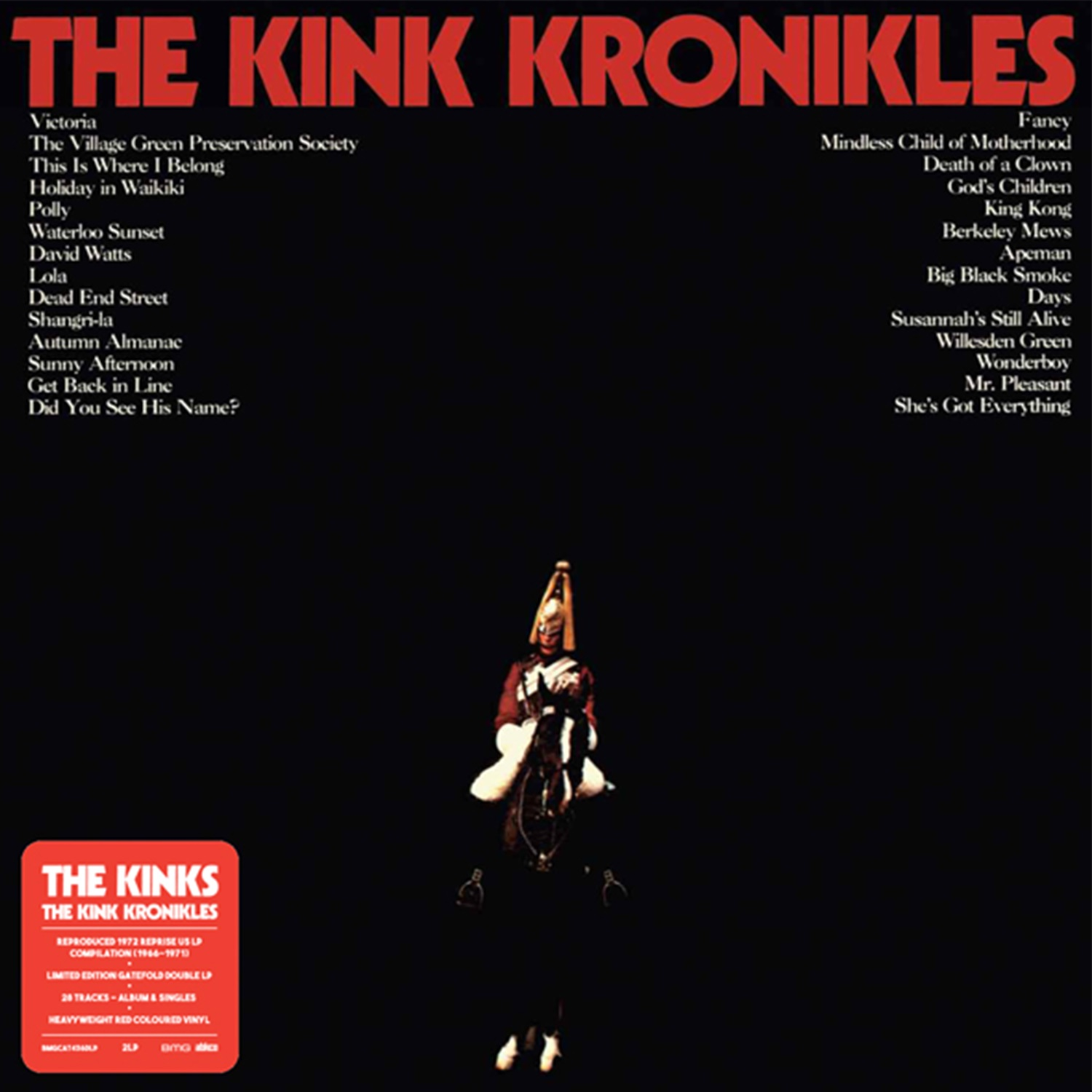 The Kinks - The Kink Kronikles [RSD Drops Aug 2020]