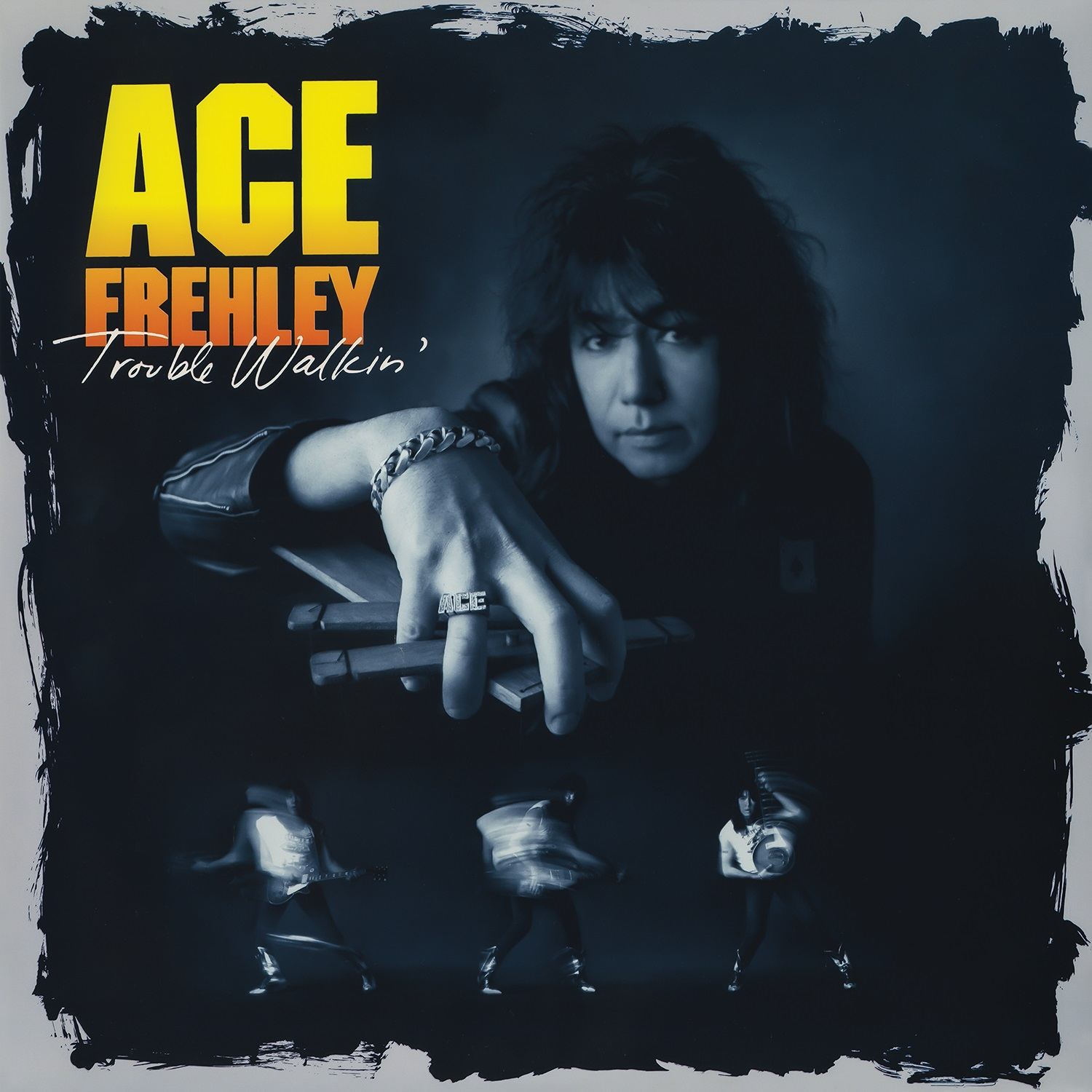 Ace Frehley - Trouble Walkin' [RSD Drops Aug 2020]