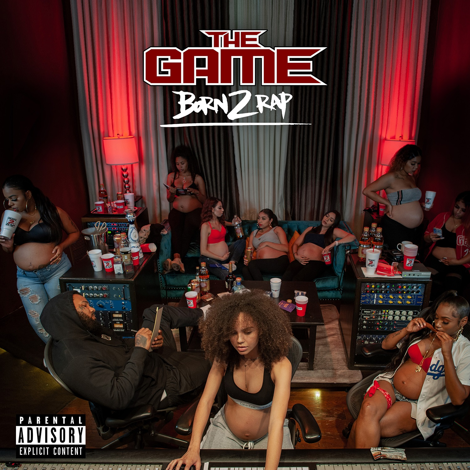 The Game - Born 2 Rap [RSD Drops Oct 2020]