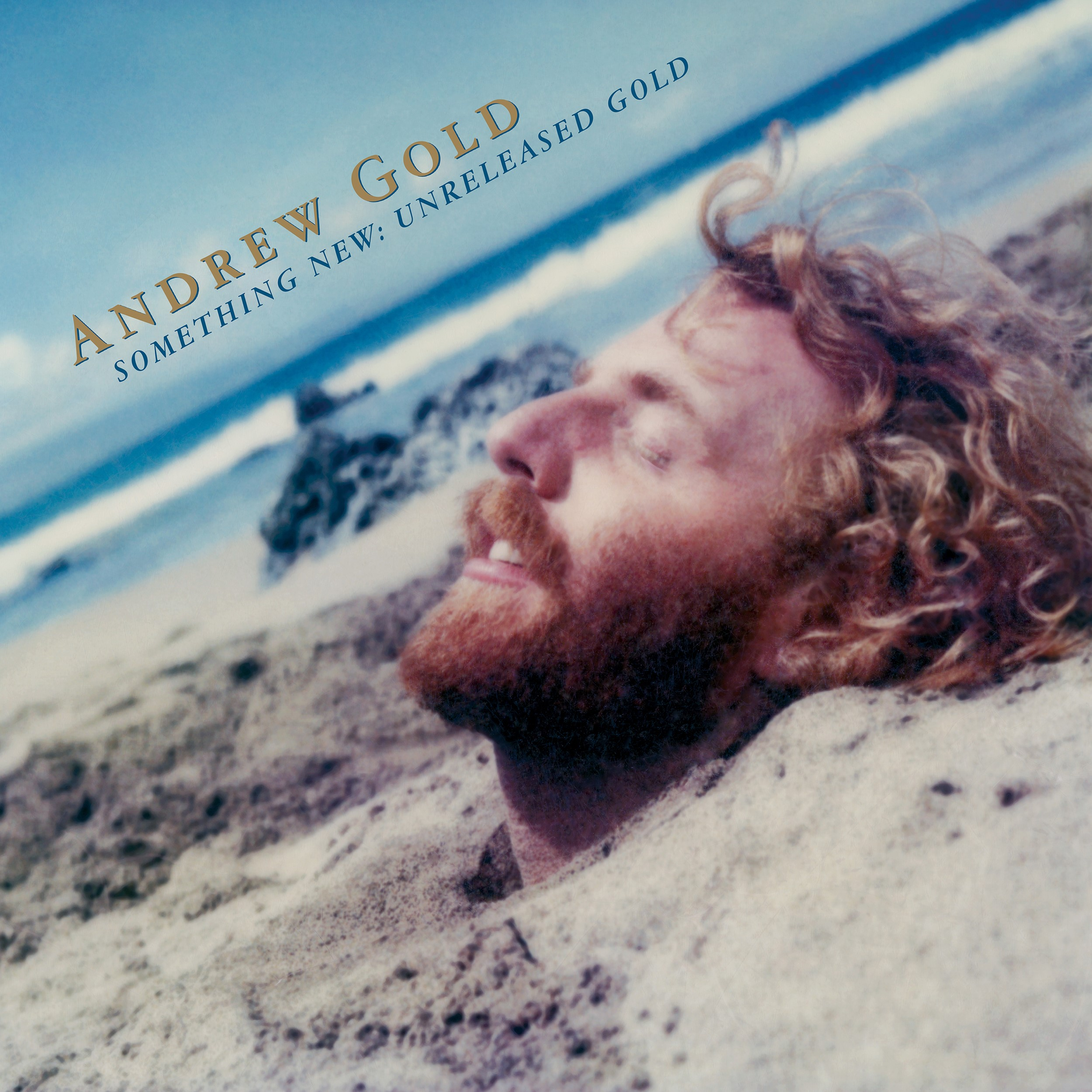 Andrew Gold - Something New: Unreleased Gold [RSD Drops Aug 2020]