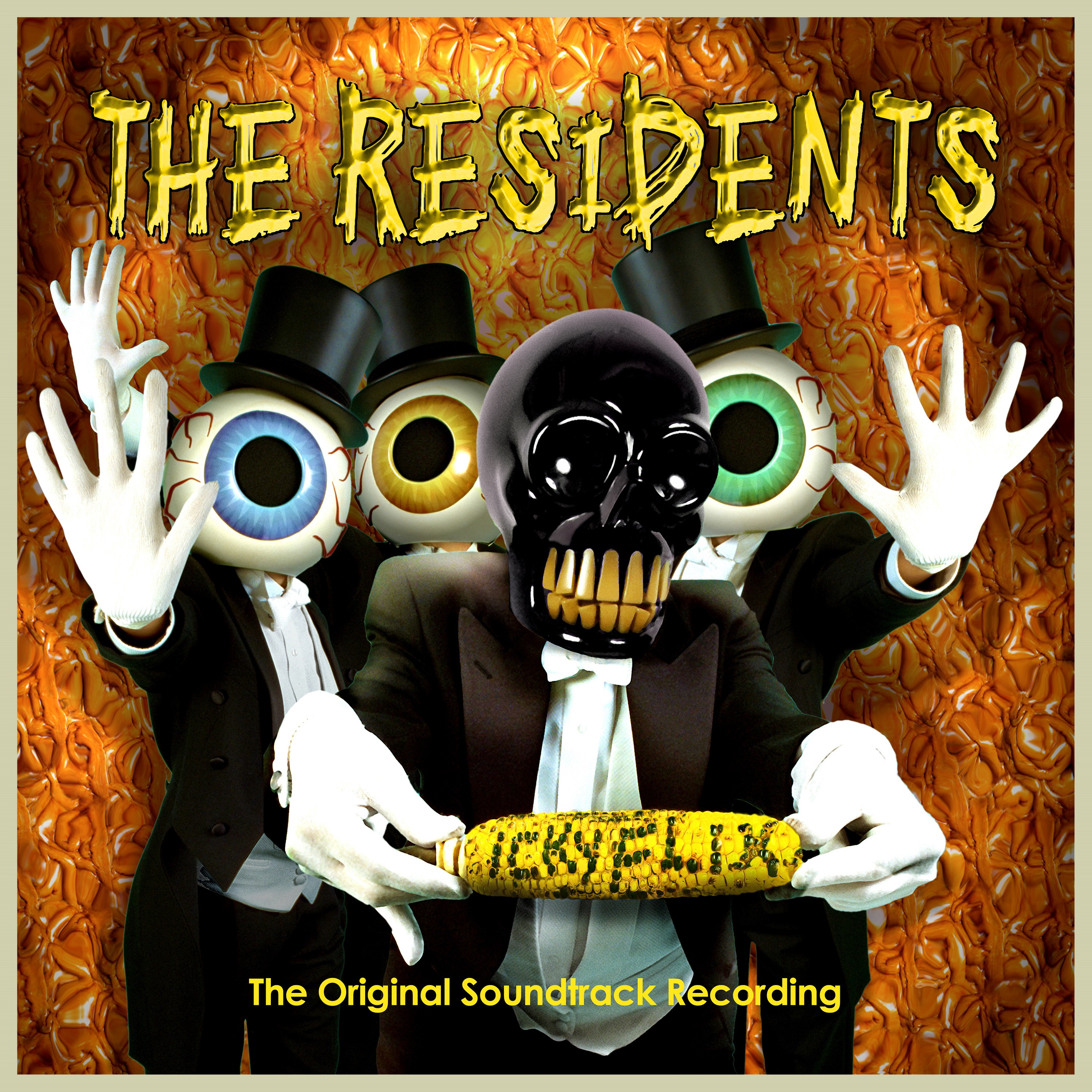 The Residents - Icky Flix: The Original Soundtrack Recording [RSD Drops Sep 2020]