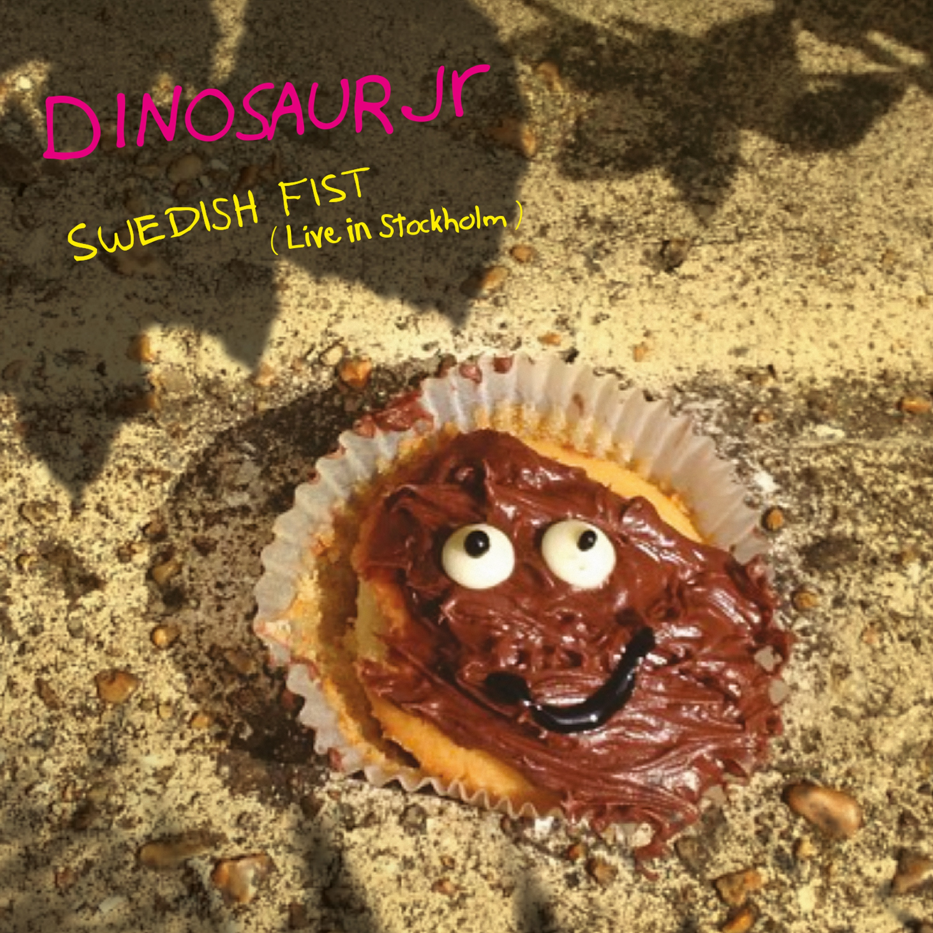 Dinosaur Jr. - Swedish Fist (Live In Stockholm) [RSD Drops Sep 2020]