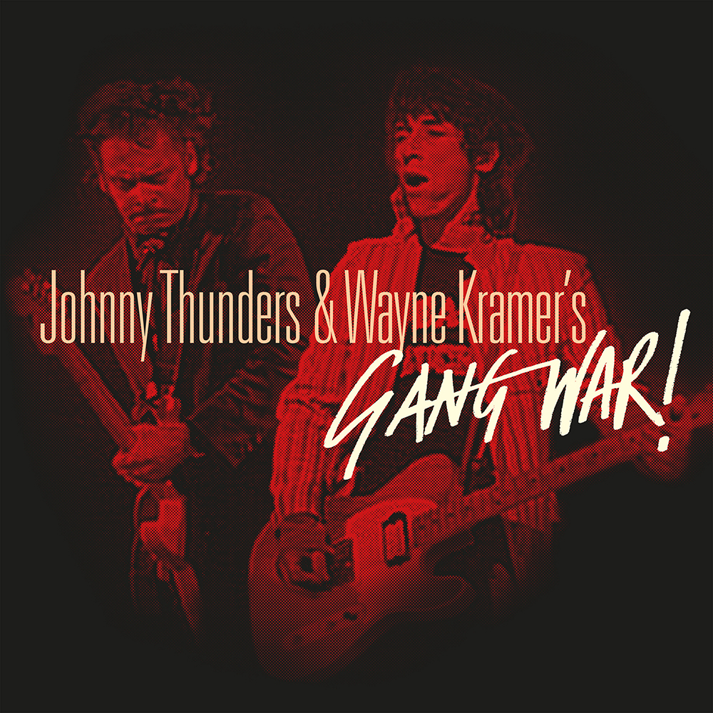 Johnny Thunders & Wayne Kramer - Gang War [RSD Drops Sep 2020]