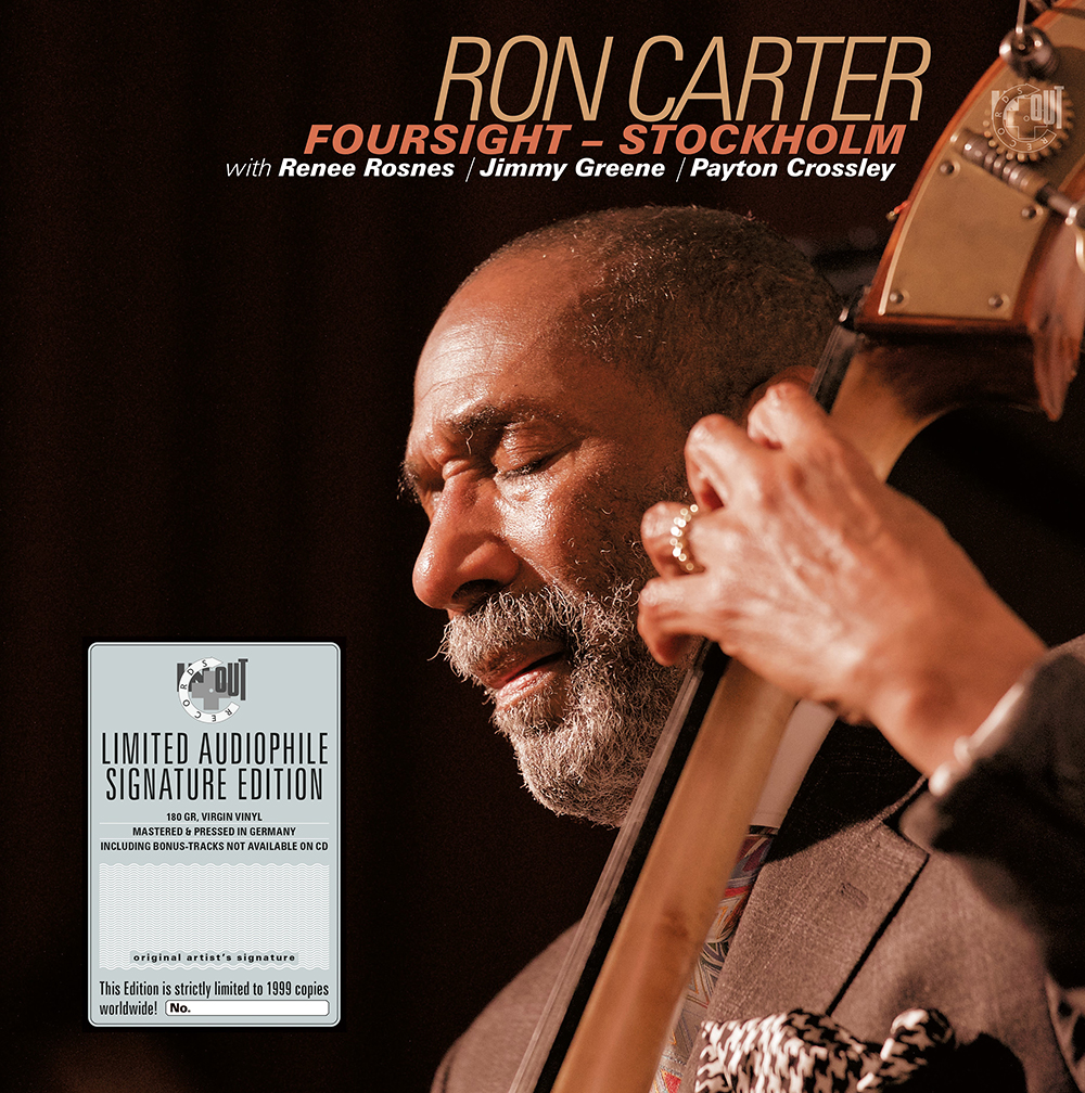 Ron Carter - Foursight: Stockholm [RSD Drops Aug 2020]