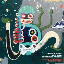 Pete Krebs & The Gossamer Wings - All My Friends Are Ghosts [RSD Drops Aug 2020]
