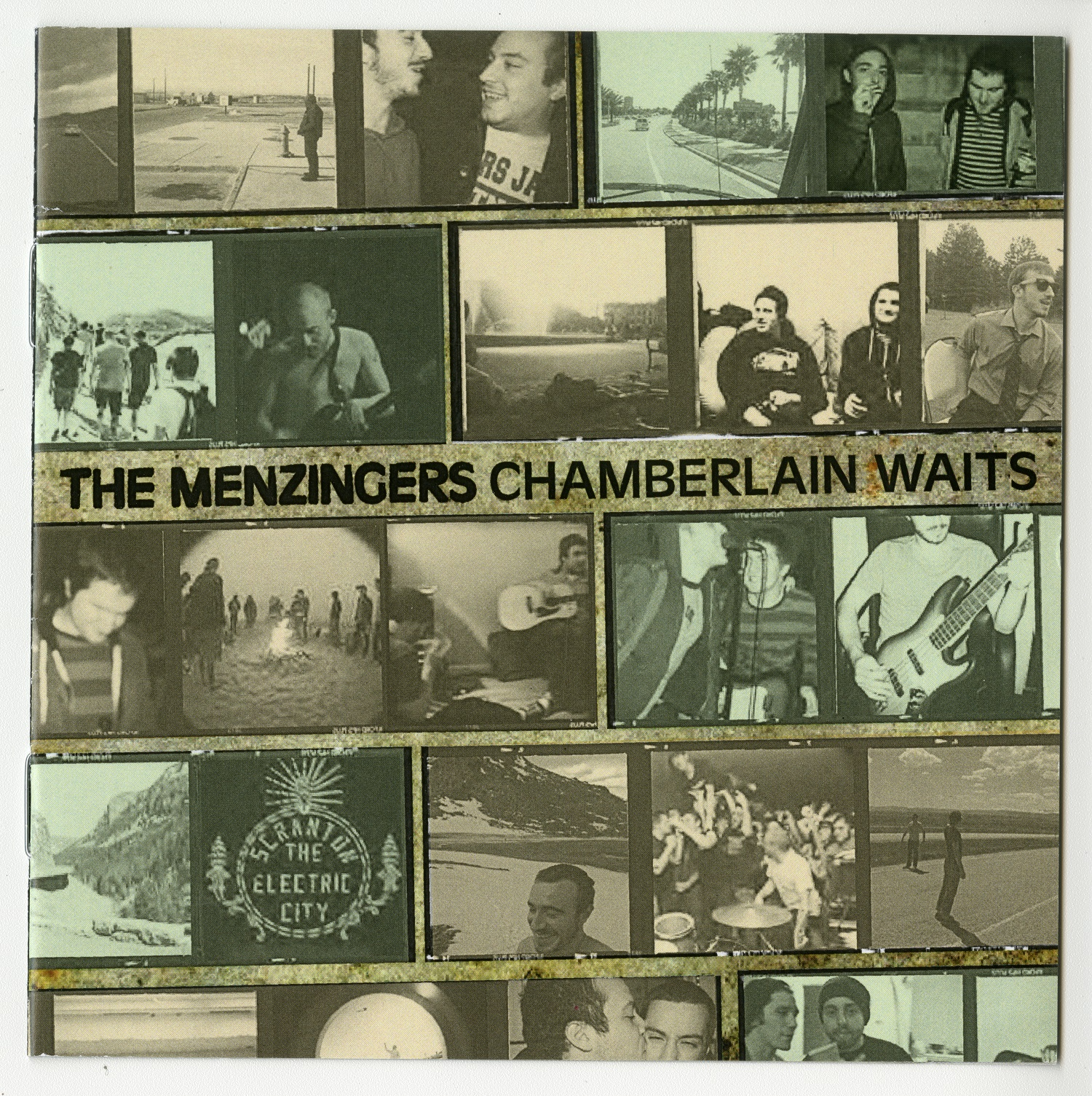 The Menzingers - Chamberlain Waits [RSD Drops Aug 2020]