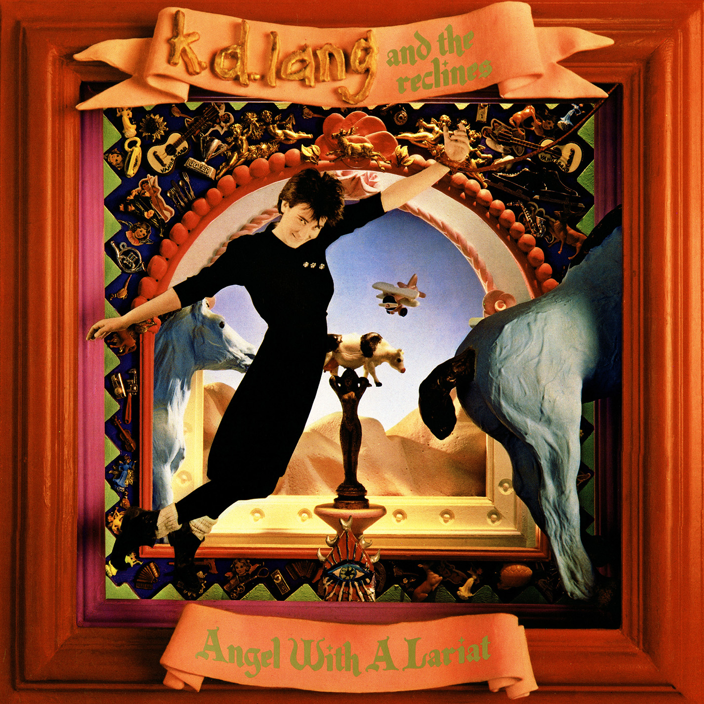 K.D. Lang & The Reclines - Angel With A Lariat [RSD Drops Aug 2020]