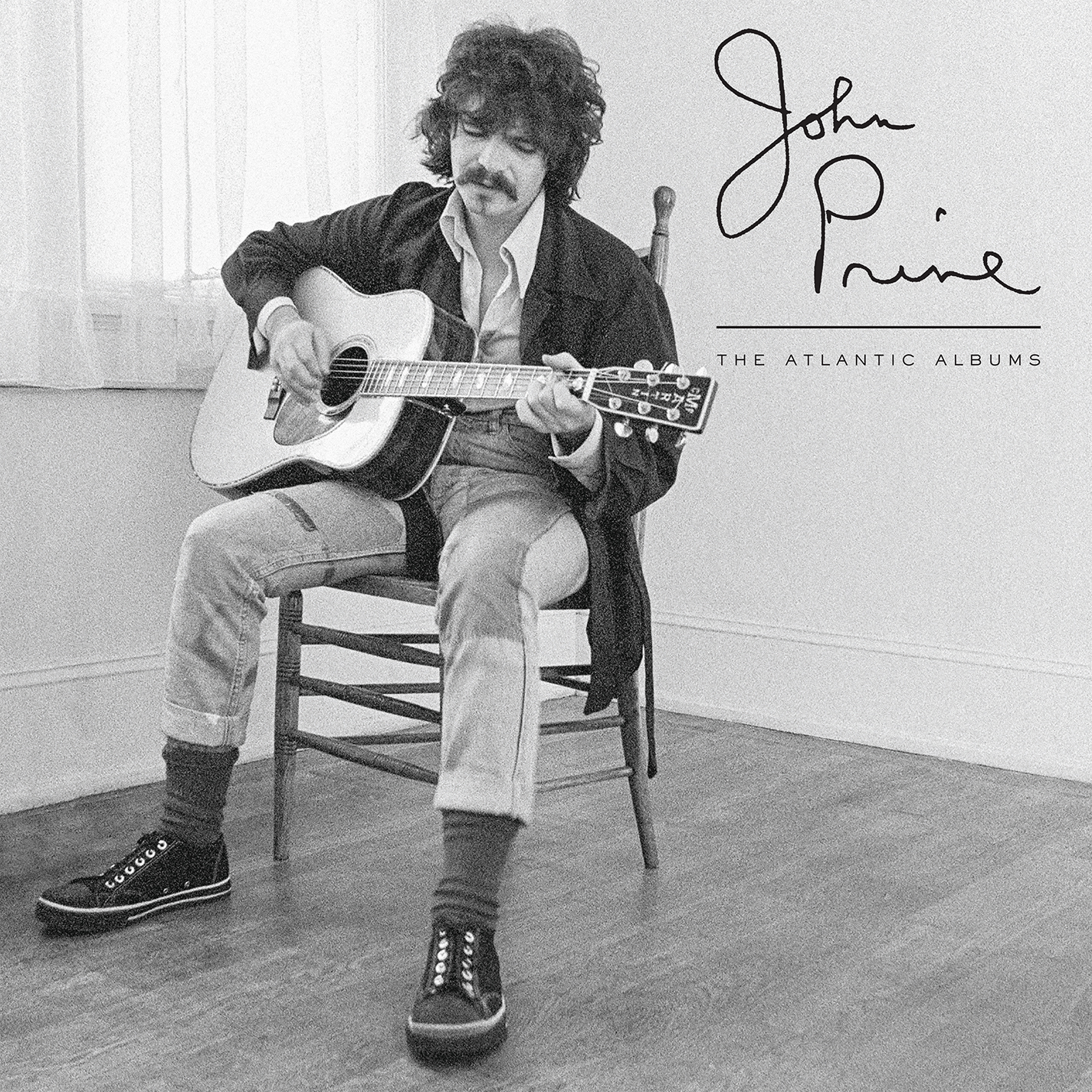 John Prine - Atlantic Albums [RSD Drops Aug 2020]