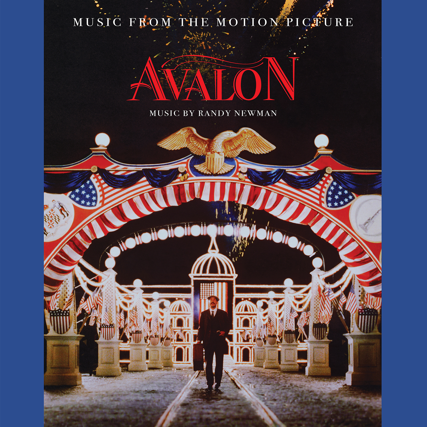 Randy Newman - Avalon (Original Motion Picture Score) [RSD Drops Oct 2020]