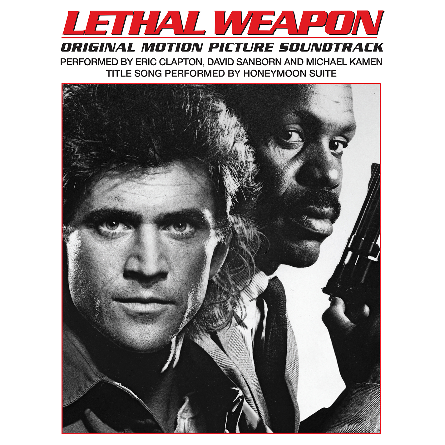 Various Artists - Lethal Weapon (Original Motion Picture Soundtrack) [RSD Drops Oct 2020]
