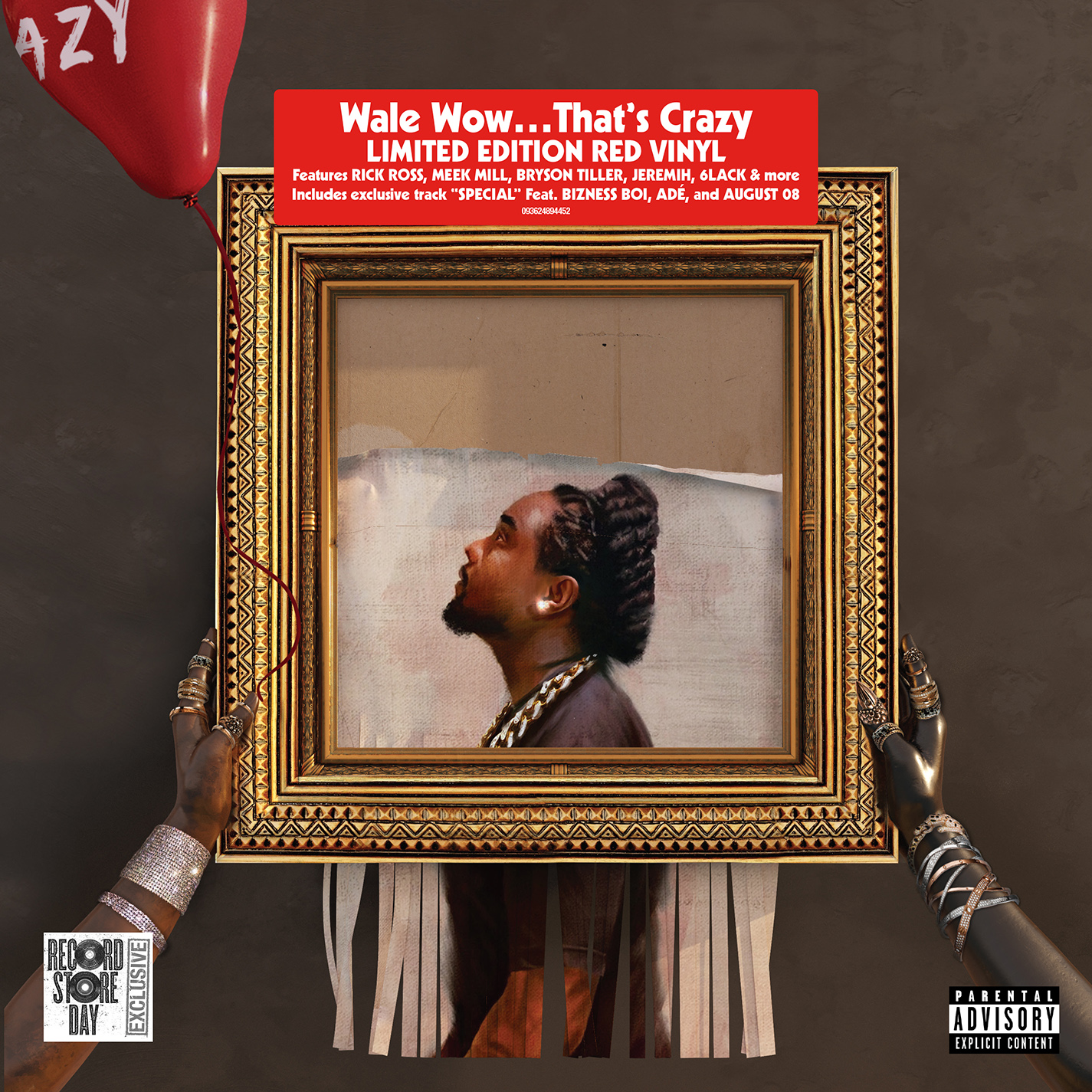 Wale - Wow… That's Crazy [RSD Drops Sep 2020]