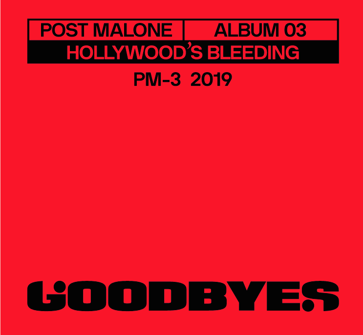 Post Malone - Goodbyes [3in Single]
