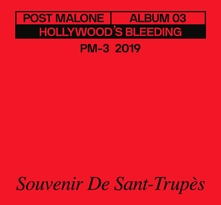 Post Malone - Saint-Tropez [3in Single]