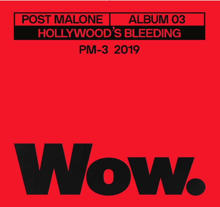 Post Malone - Wow [3in Single]