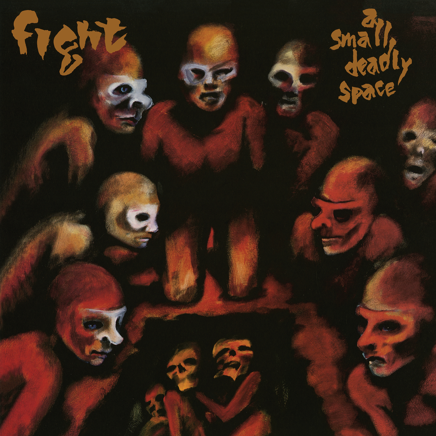 Fight - Small Deadly Space [RSD Drops Aug 2020]
