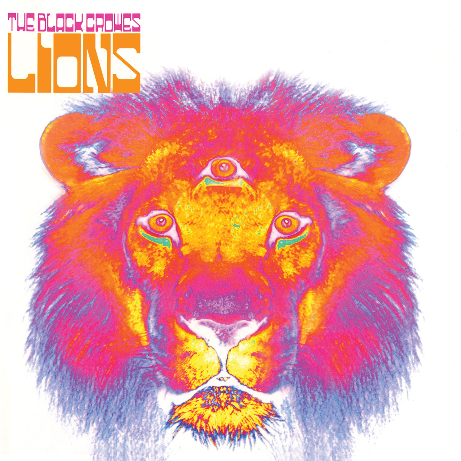 Black Crowes - Lions [RSD Drops Aug 2020]