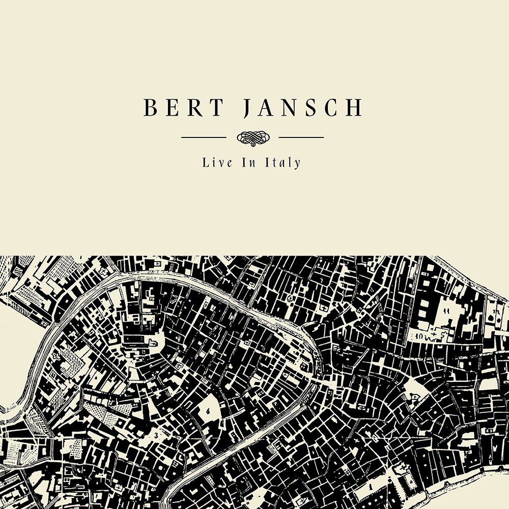 Bert Jansch - Live In Italy [RSD Drops Aug 2020]