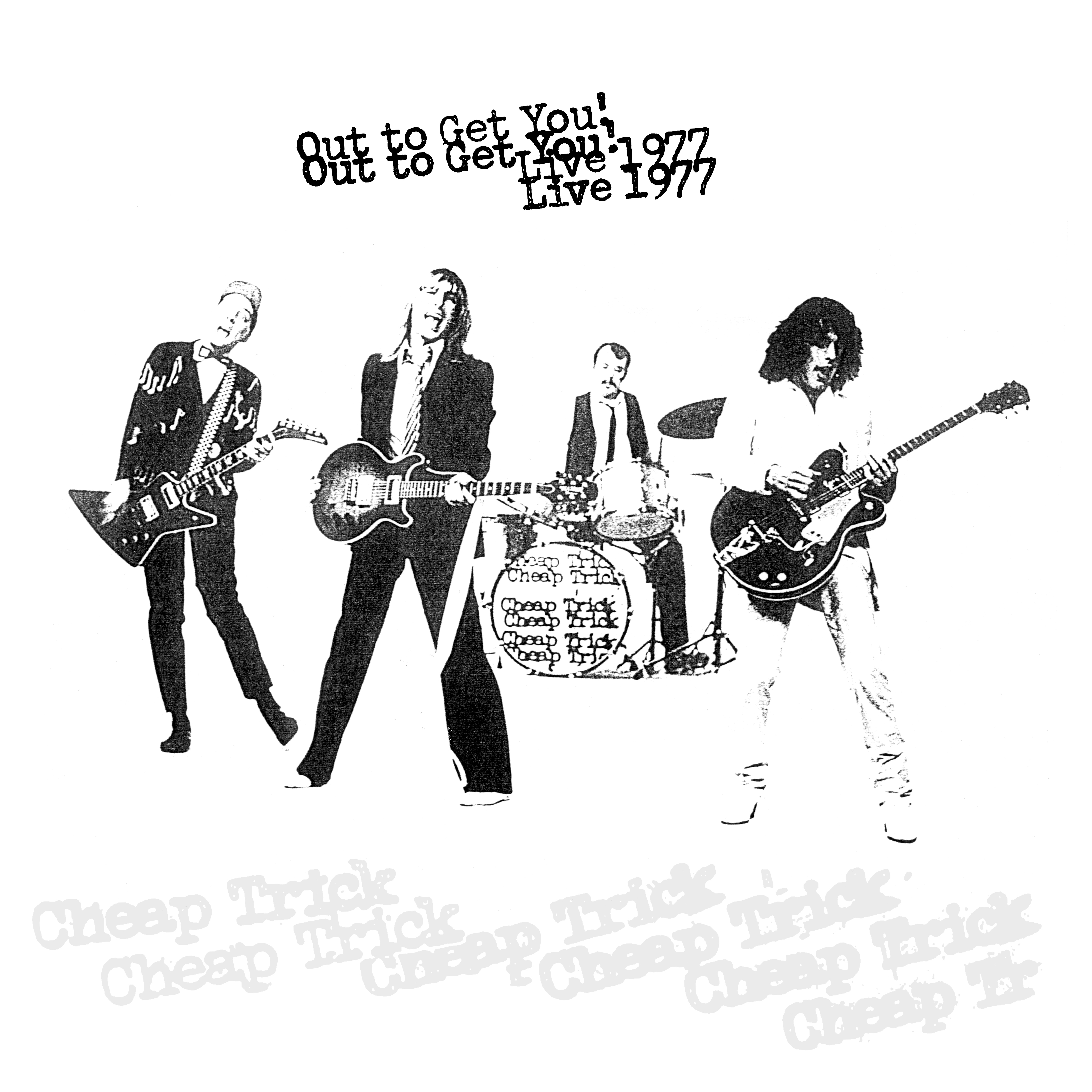 Cheap Trick - Out To Get You! Live 1977 [RSD Drops Oct 2020]