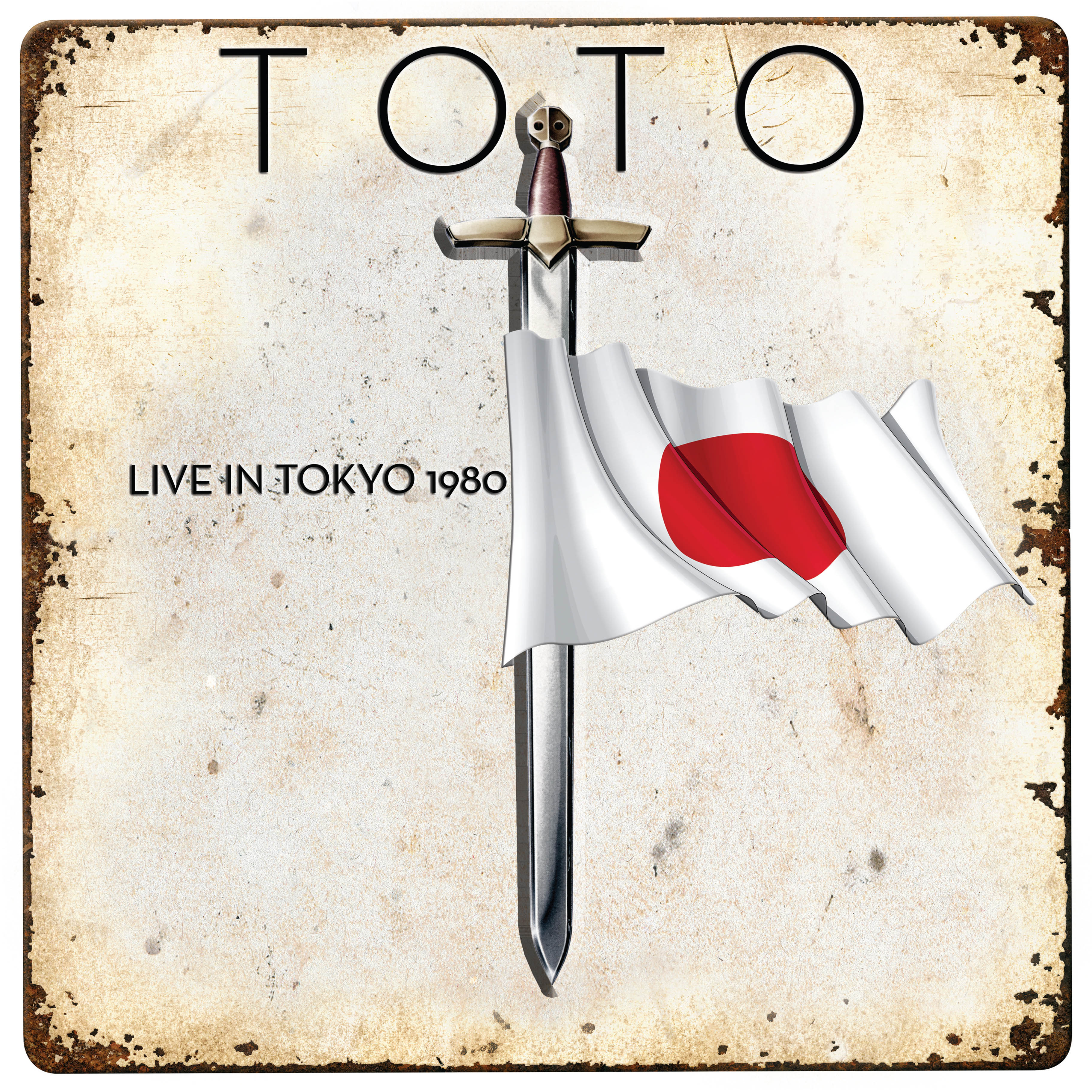 Toto - Live In Tokyo 1980 [RSD Drops Oct 2020]