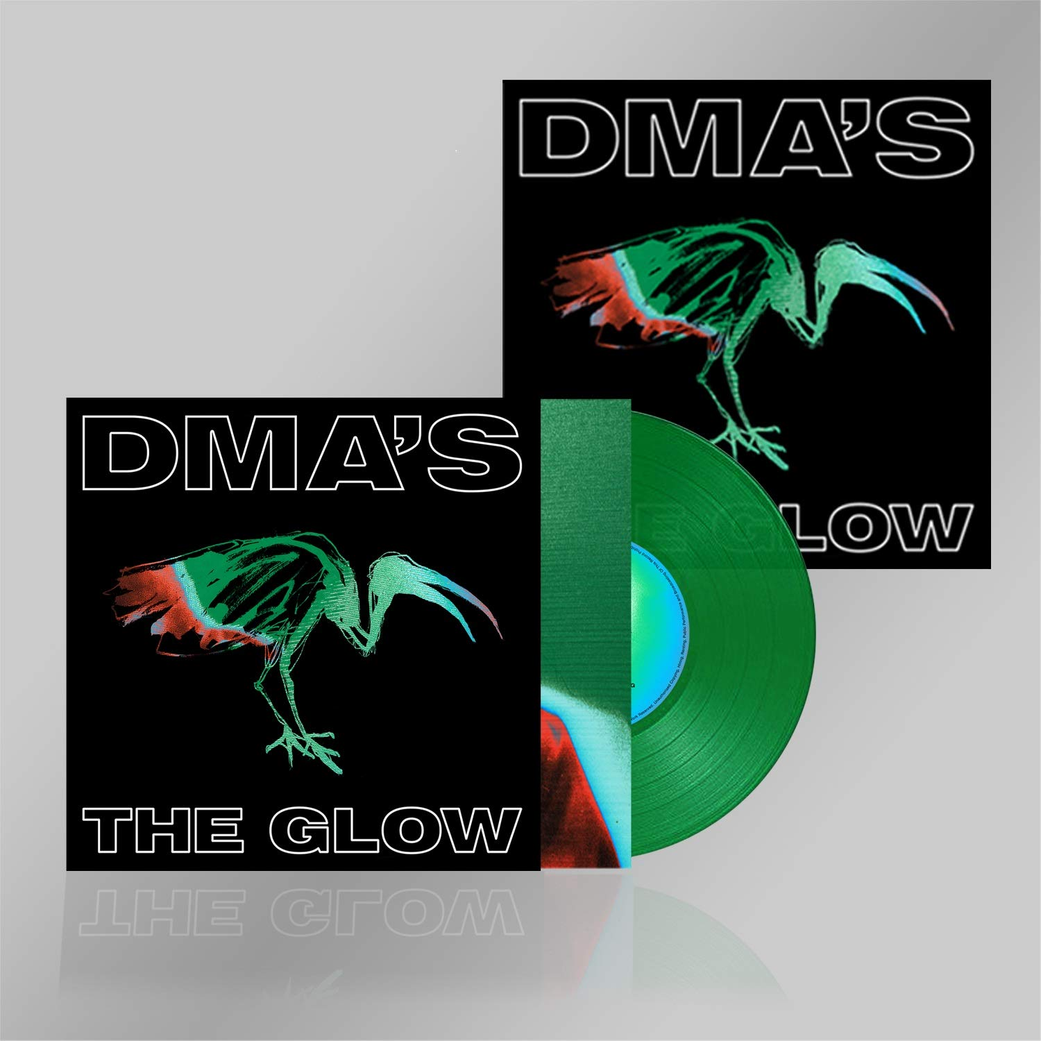 DMA's - The Glow [Import LP]