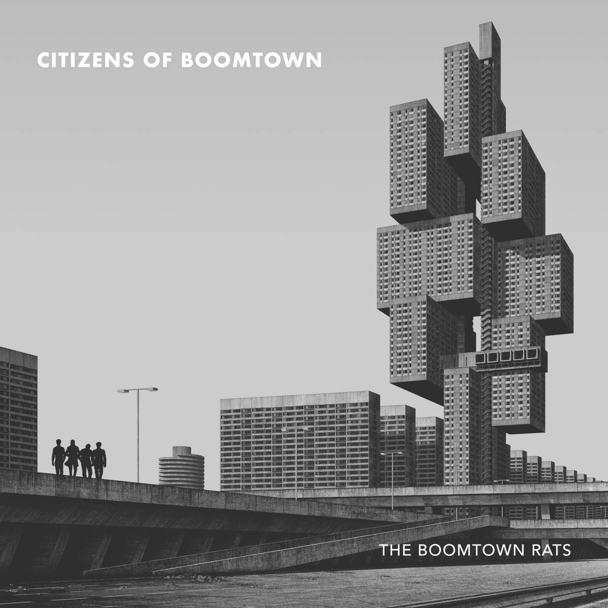 The Boomtown Rats - Citizens Of Boomtown [Gold LP]
