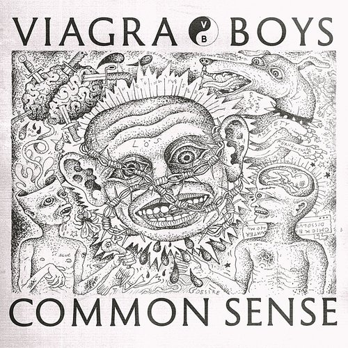 Viagra boys - Common Sense EP