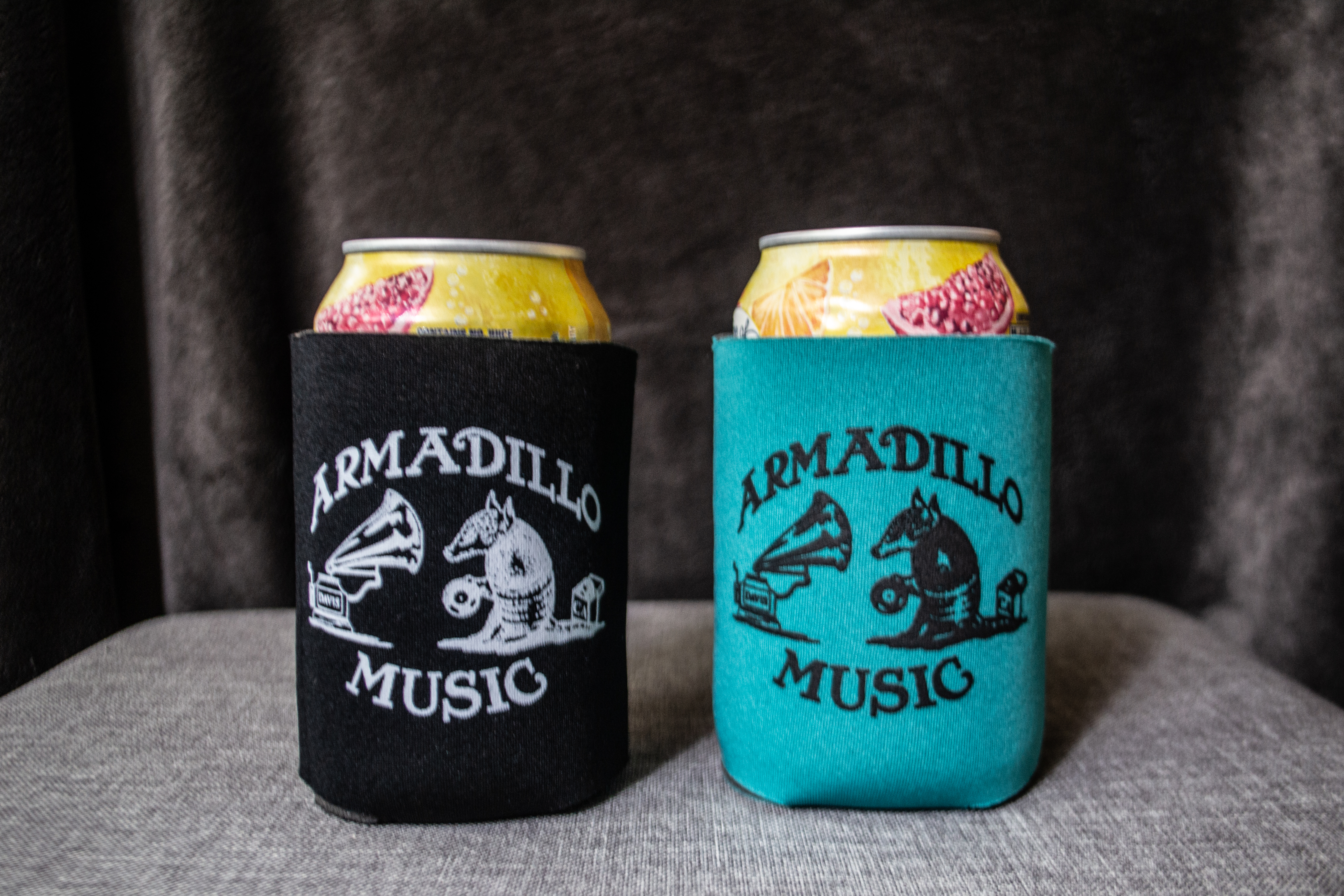 Armadillo Music - Koozie