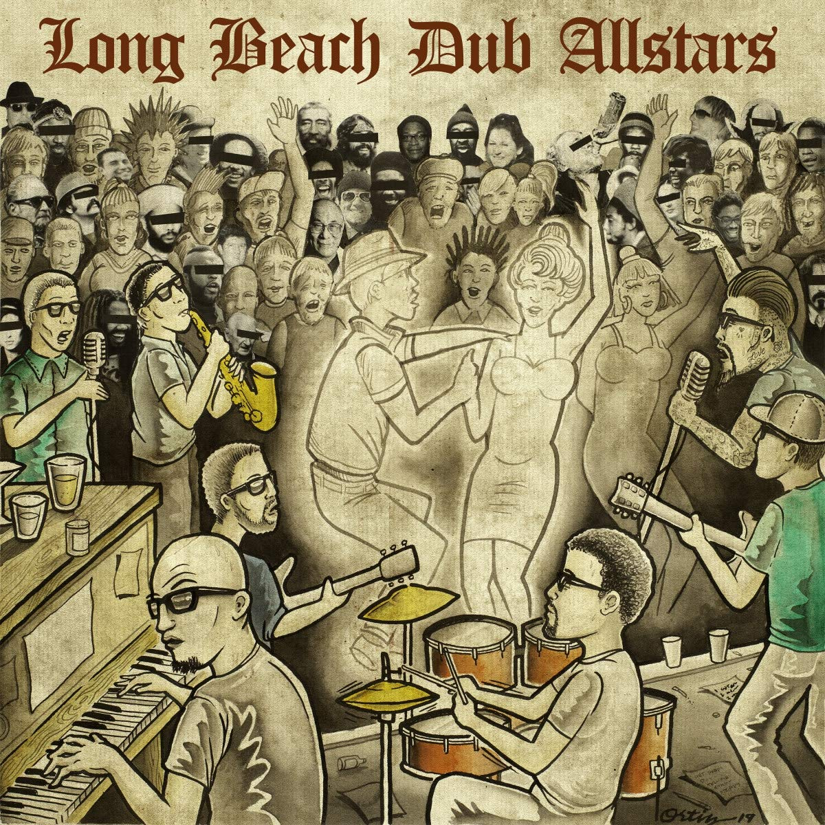 Long Beach Dub Allstars - Long Beach Dub Allstars