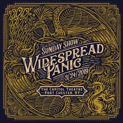 Widespread Panic - Sunday Show - The Capitol Theatre, Port Chester, NY 3/24/29 [LP Box Set]