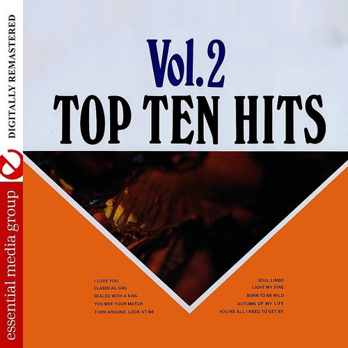 Tempo International Productions - Top Ten Hits Vol. 2 (Digitally Remastered)