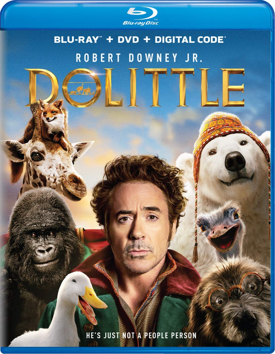 Dolittle [Movie]