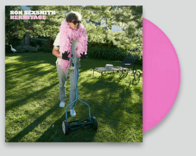Ron Sexsmith - Hermitage [Indie Exclusive Limited Edition Pink LP]